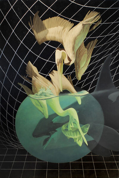 Alexis Kandra, 'As Below', 2016