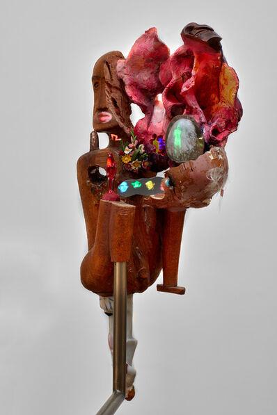 Tony Oursler, 'Reductio ad Absurdum', 2011