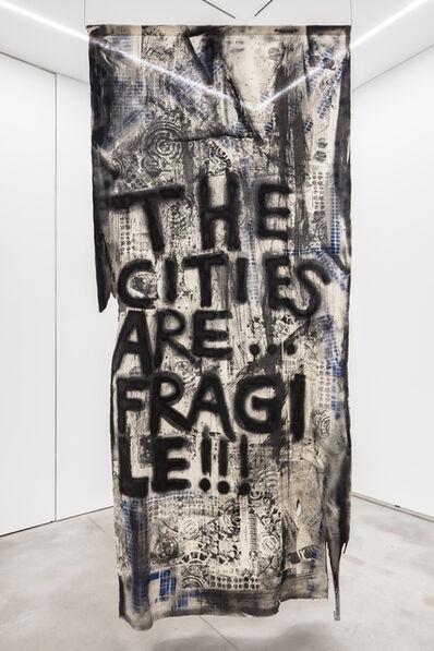 Carla Filipe, 'As cidades são frágeis', 2016 -2019