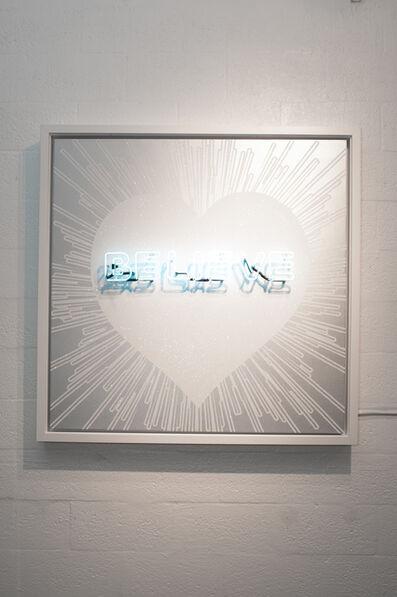 Rubem Robierb, 'Believe', 2015