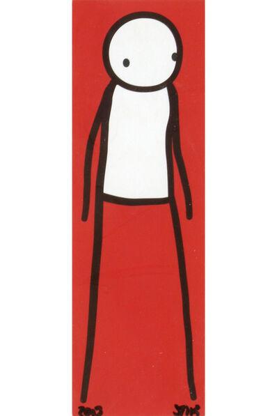 Stik, 'Walk (Mini Print)', 2013