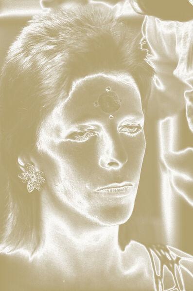 Terry O'Neill, 'David Bowie Close Up', ca. 1970