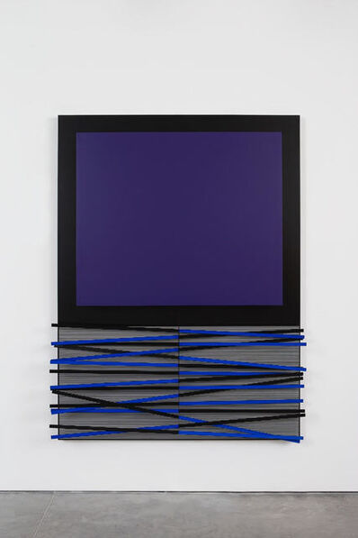 Jesús Rafael Soto, 'Gran Viola', 1991