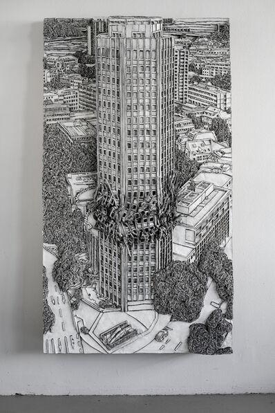 Martin Spengler, 'Ringturm (Sollbruchstelle)', 2020