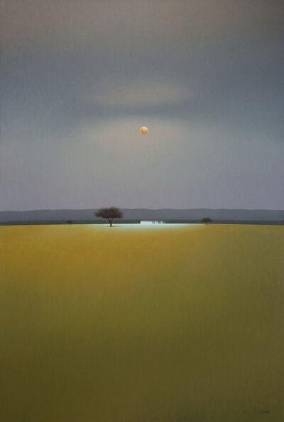 José Basso, 'Luna Llena Despues del Humo', 2017