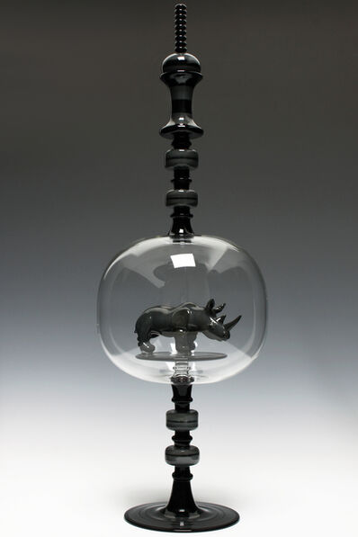 Kiva Ford, 'Rhinoceros Bottle', 2009