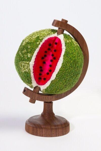Sonya Clark, 'Watermelon World', 2014