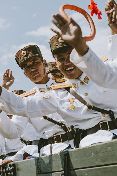 Xiomara Bender, 'Pyongyang 2018 | 70th Anniversary', 2018