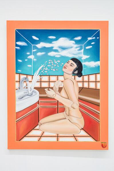 Katerina Zbortkova, 'Spoon Shower ', 2019