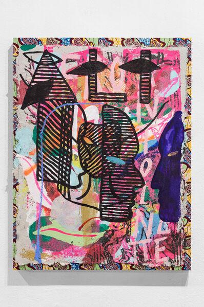 Francisco Vidal, 'Afroantoinette 5', 2016