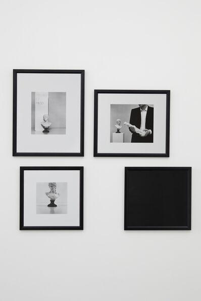 Jan Vercruysse, 'Zonder titel (zelfportretten) XVI', 1981