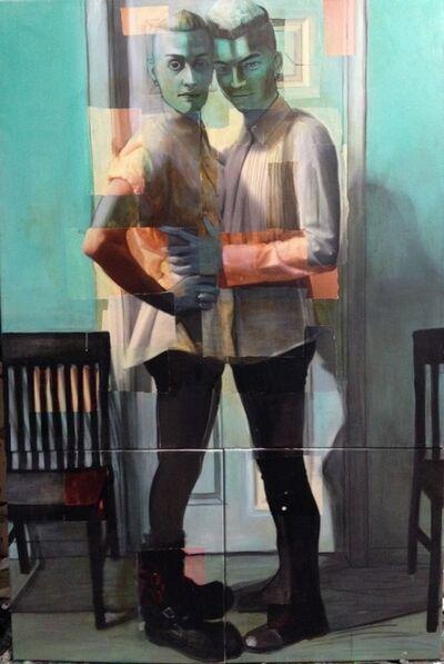 Charlotta Janssen, 'Adam And Eve-ing', 2015