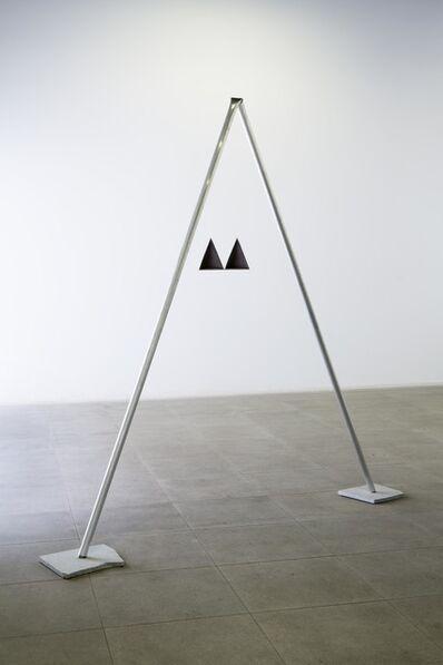 Alberto Peral, 'Triángulo ', 2015