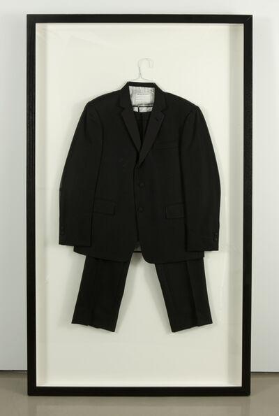 Gardar Eide Einarsson, 'Black Suit (Sic Semper Tyrannis)', 2008
