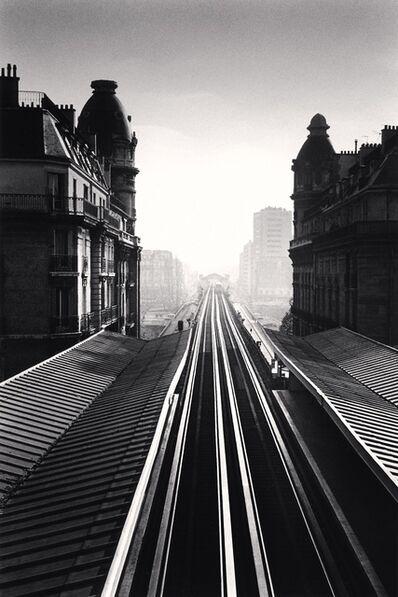 Michael Kenna, 'Passy Metro, Paris', 1991