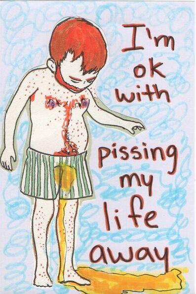 Cameron Dailey, 'I'm Ok', 2015-2016