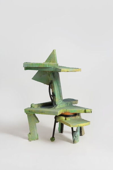 Zhou Yilun 周轶伦, 'Shelf Sculpture Based on a Chair', 2019