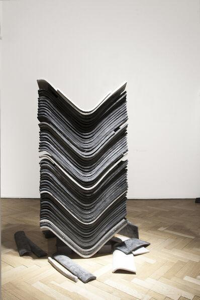 Nika Neelova, 'Untitled (Stack of Chairs)', 2015
