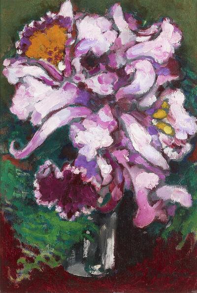 Kees van Dongen, 'Vase d'orchidées', ca. 1910
