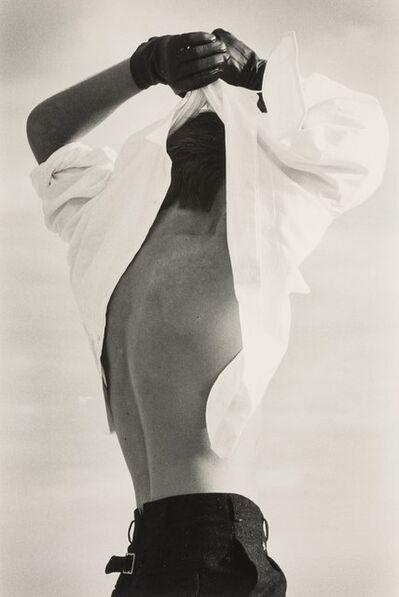 Bruce Weber, 'Boy at Gilgot Beach', 1983