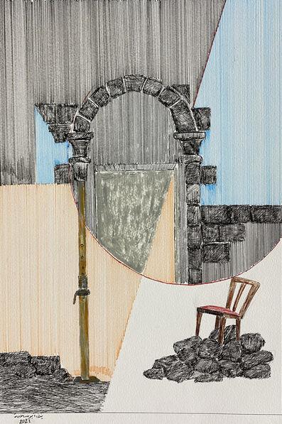 Yazan Abu Salameh, 'Remnants', 2021