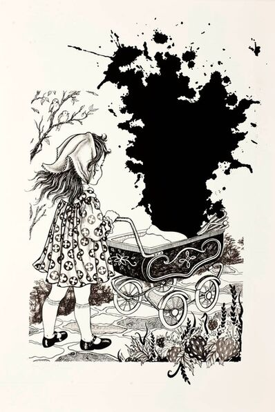 Julie Nord, 'Dukkevognen ', 2014