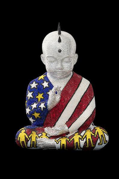 """Metis Atash, '""""AMERICAN HERO"""" FEAT. HARING', 2017"""