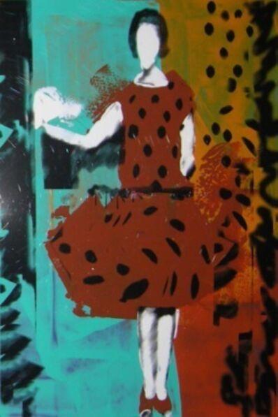 Carolina Convers, 'Pepas Series Red', 2013