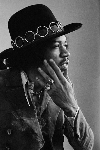 Baron Wolman, 'Jimi Hendrix profile', 1968