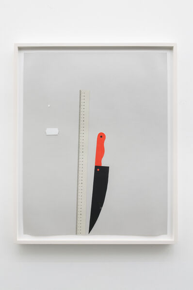 Matthew Brannon, 'Account Balance', 2010