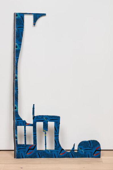 Jessica Vaughn, 'Boomer Blue No. 340', 2017