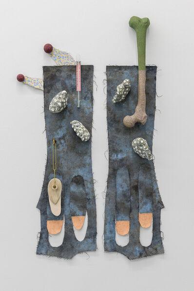 Juan Pablo Garza, 'La soledad de los descalzos (Ceremonias de interior)', 2019