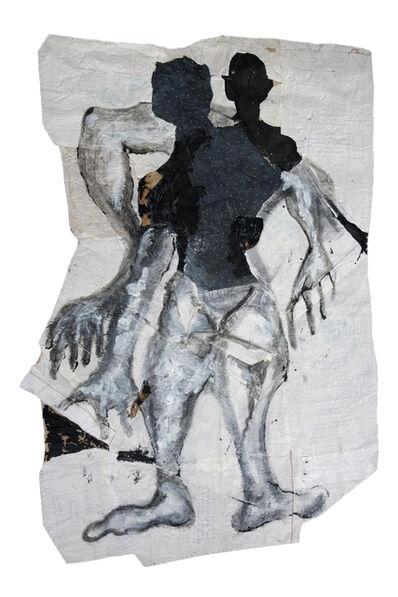 Ange-Arthur Koua, 'Sranblê ni wawê (l'Africain et son âme)', 2019