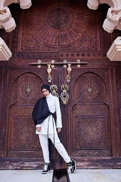Langston Hues, 'Madeena, Putrajaya, Malaysia, from Modest Street Fashion vol. 1 2014', 2014