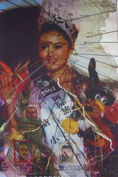Farhad Ahrarnia, 'Miss Iraq No 4', 2008-2009