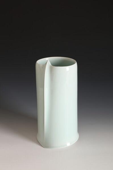 Sueharu Fukami, 'Cylindrical Vase (T-4336)'