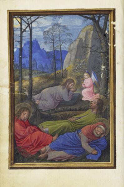 Simon Bening, 'The Agony in the Garden', 1525-1530