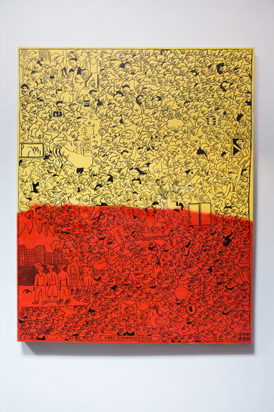 Corey Wash, 'Programmed, 1914', 2017