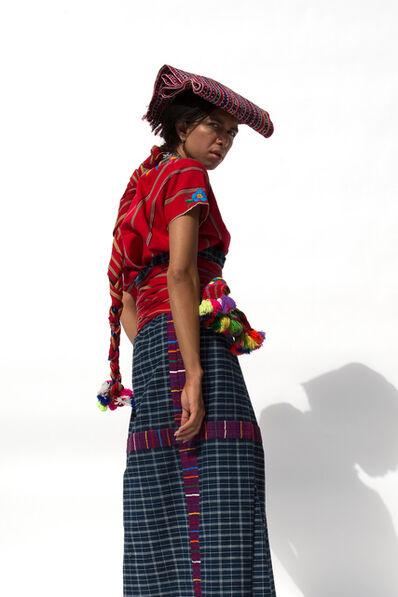 Martine Gutierrez, 'Neo-Indeo, Legendary Cakchiquel, p20 from Indigenous Woman', 2018
