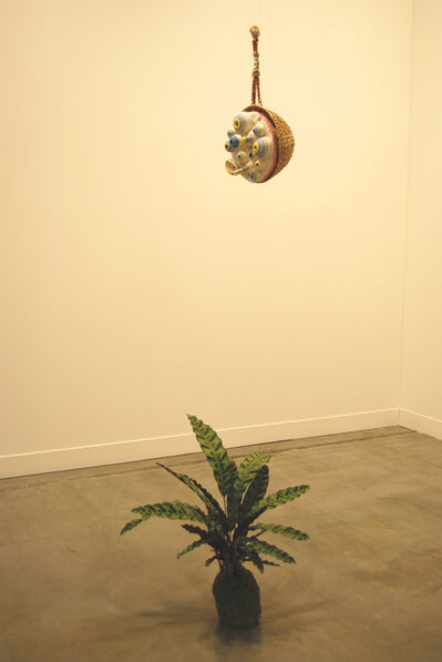 Luana Perilli, 'Hanging sgraffito ', 2015