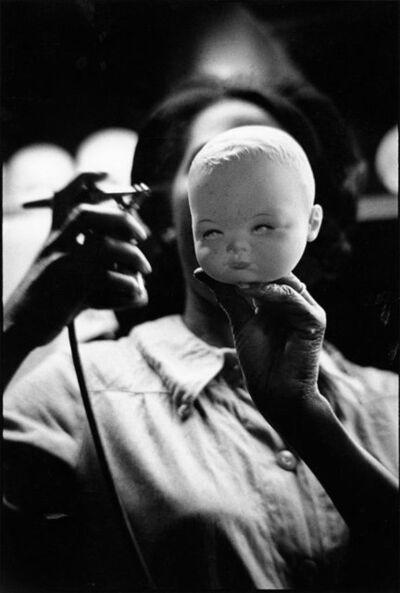 Art Shay, 'Doll Factory', 1966