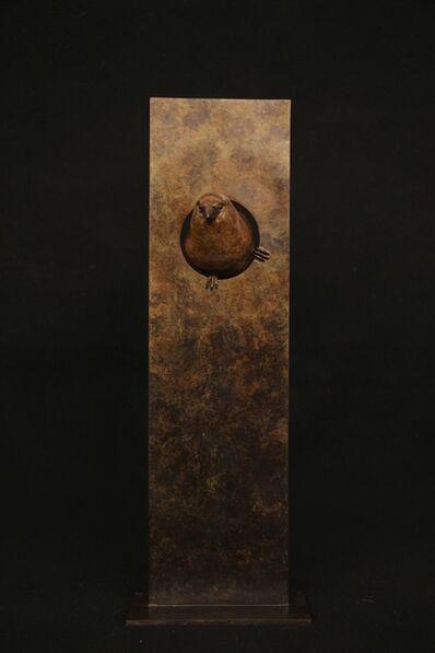 Adam Binder, 'Sparrow Plaque I', 2016