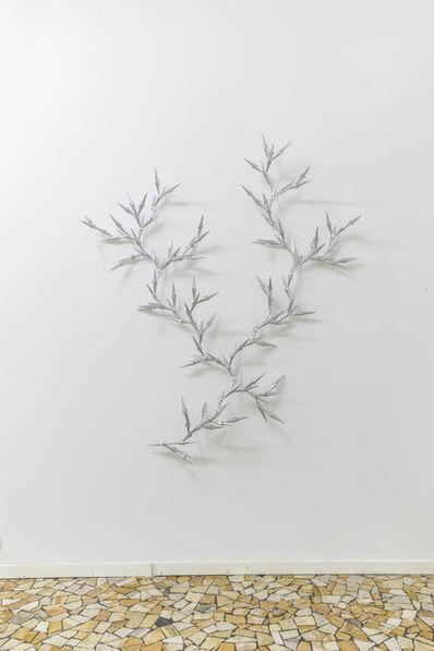 Loris Cecchini, 'Monocrystals in diagramatic fuzziness (125)', 2018