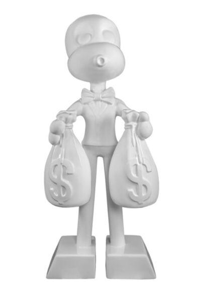 Zevi G, 'Mr. Moneybags', 2019