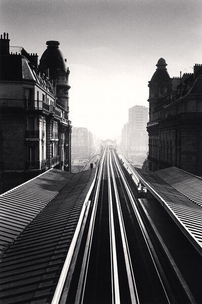 Michael Kenna, 'PASSY METRO, PARIS, 1991', 1991