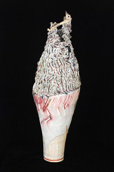 """Kentaro Kawabata, 'Tall Vase """"Roco""""', 2008"""