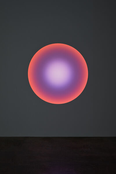 James Turrell, 'Medium Glass Circle', 2017