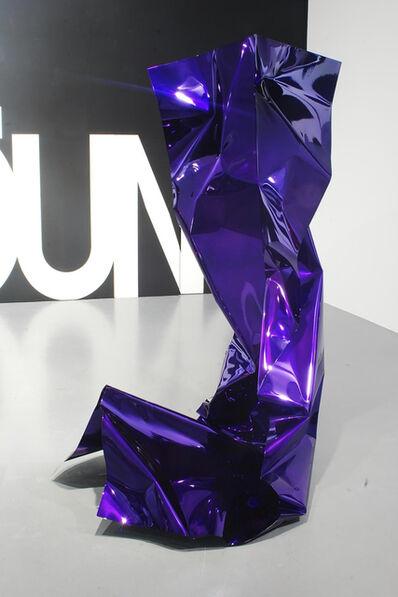 Aldo Chaparro, 'Acero Purple', 2011