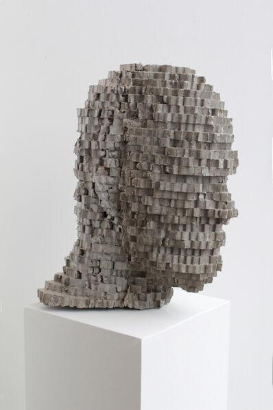 Itamar Jobani, 'Head Study No. 18, People of the 21st Century', 2011-2012