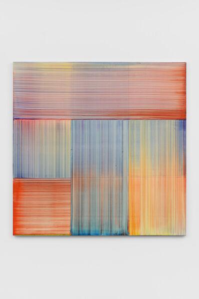 Bernard Frize, 'Hops', 2019